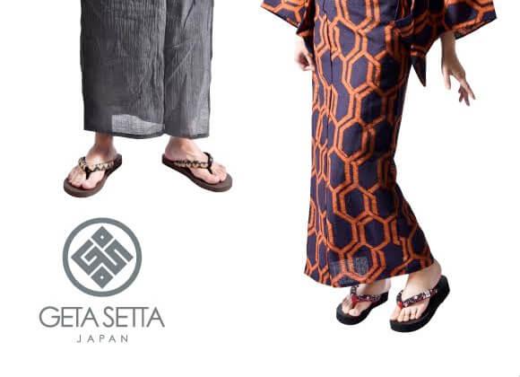 日本の伝統文様と草履に着想を得て生まれた 新しいカタチのビーチサンダル「GETA SETTA JAPAN」