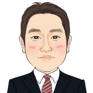 井久保さん(イラスト)